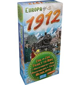 Ticket to Ride Ticket to Ride 1912