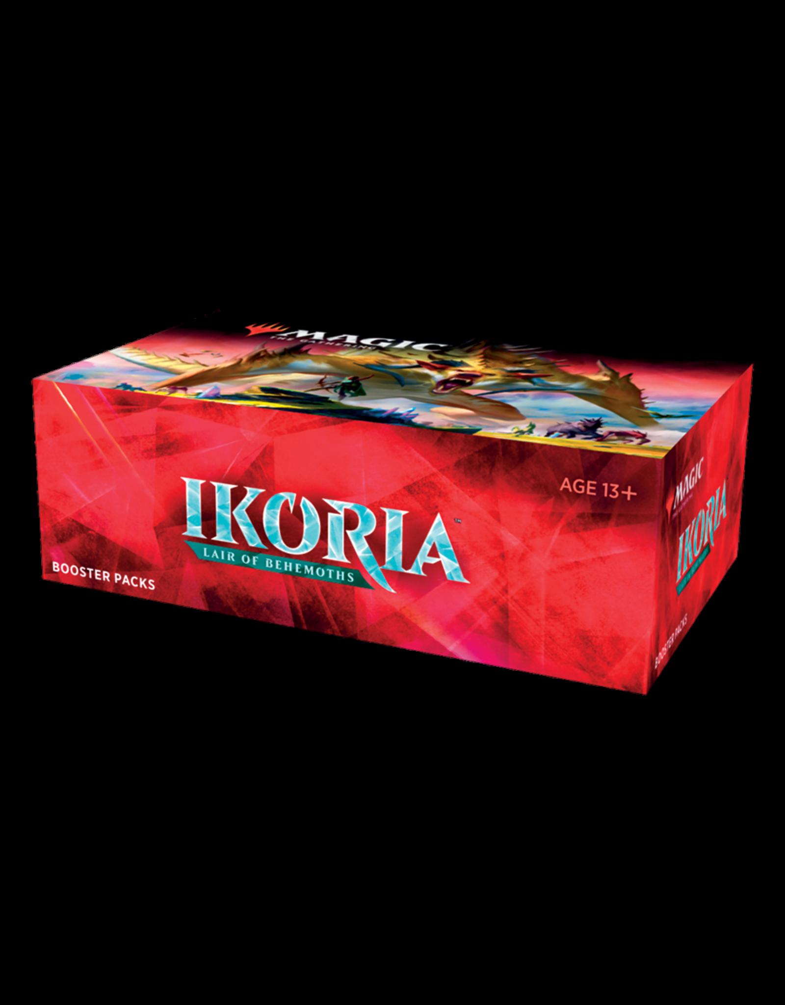 Magic the Gathering: Ikoria - Lair of Behemoths Booster Display