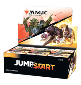 (Pre-Order) Magic the Gathering CCG: Jumpstart Booster Display (24)