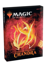 Magic the Gathering - Signature Spellbook Chandra
