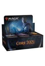 Magic the Gathering CCG: Core 2021 Booster Display