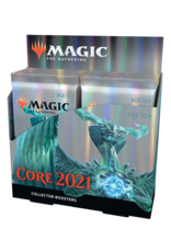 (Pre-Order) Magic the Gathering CCG: Core 2021 Collector Booster Display