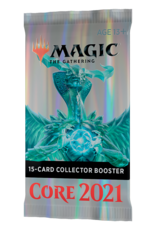 Magic the Gathering CCG: Core 2021 Collector Booster Pack