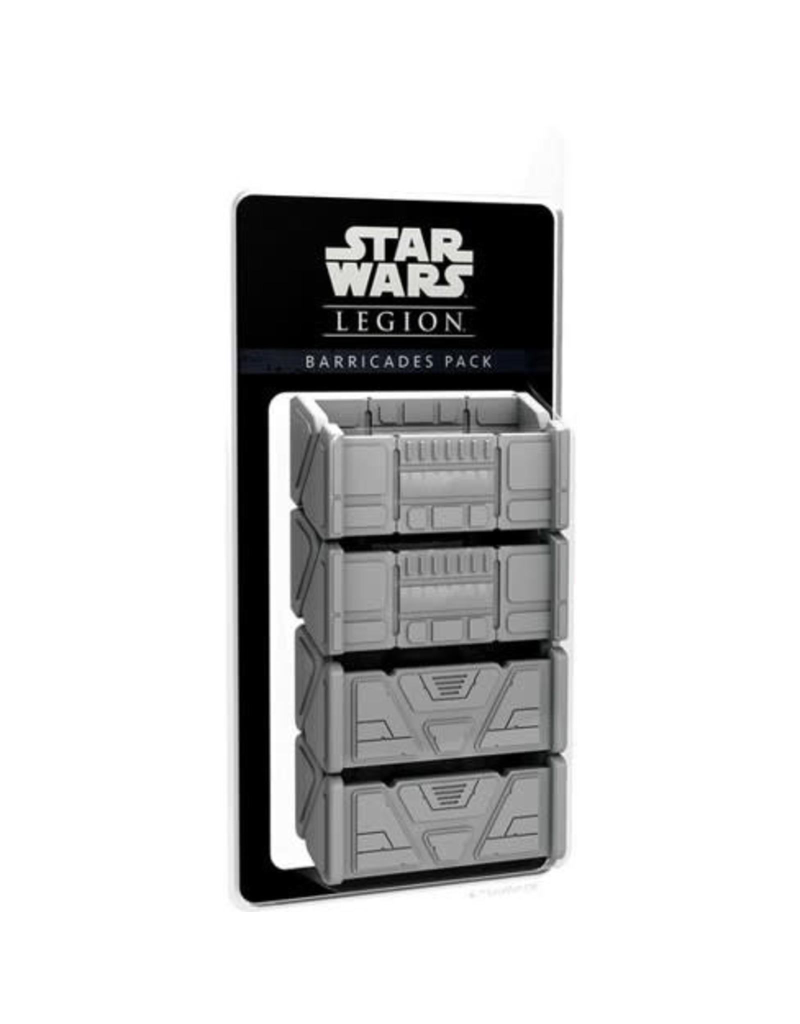 Star Wars Legion Barricades