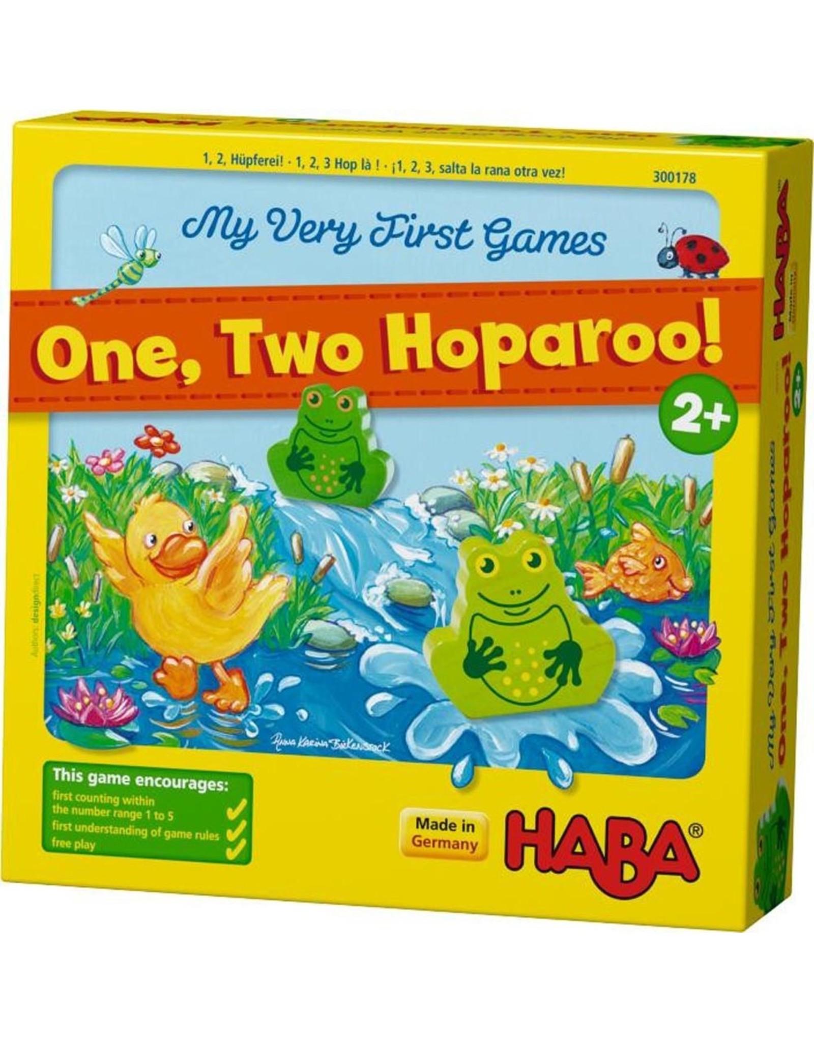One, Two Hoparoo!