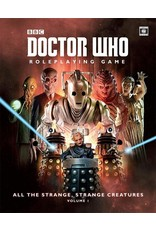 Doctor Who RPG All the Strange Strange Creatures