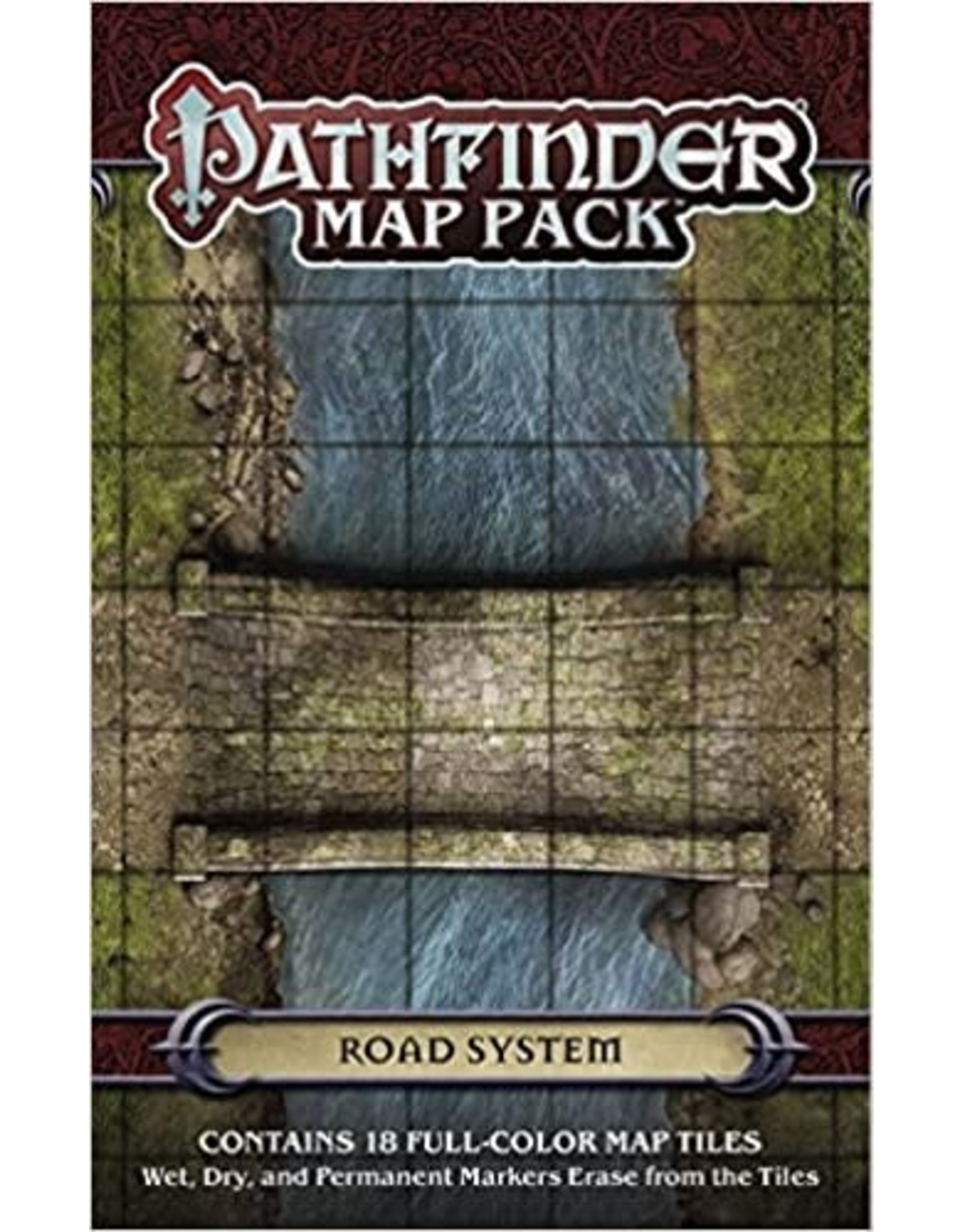 Pathfinder Tiles Roads