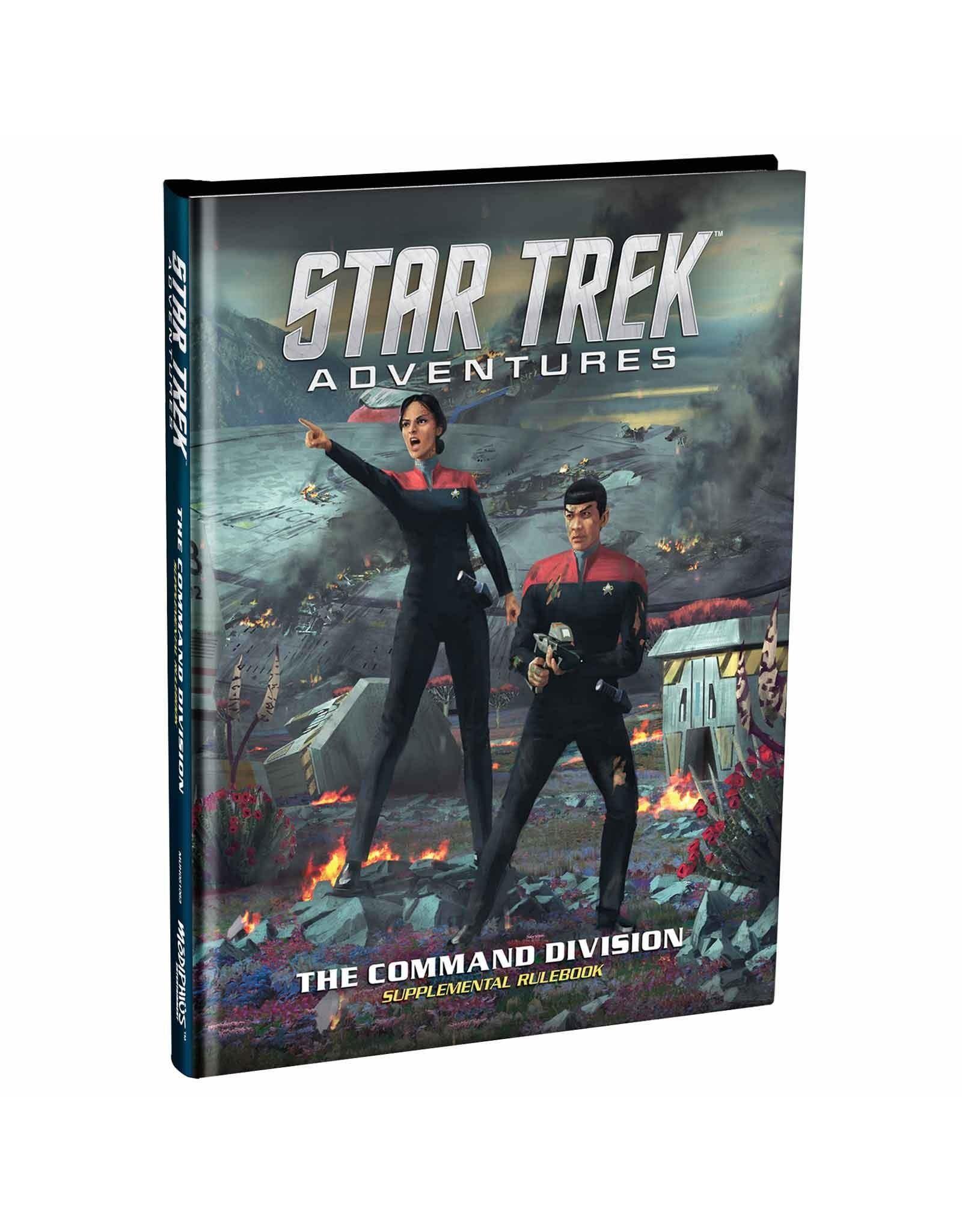 Star Trek Adventures Command Edition