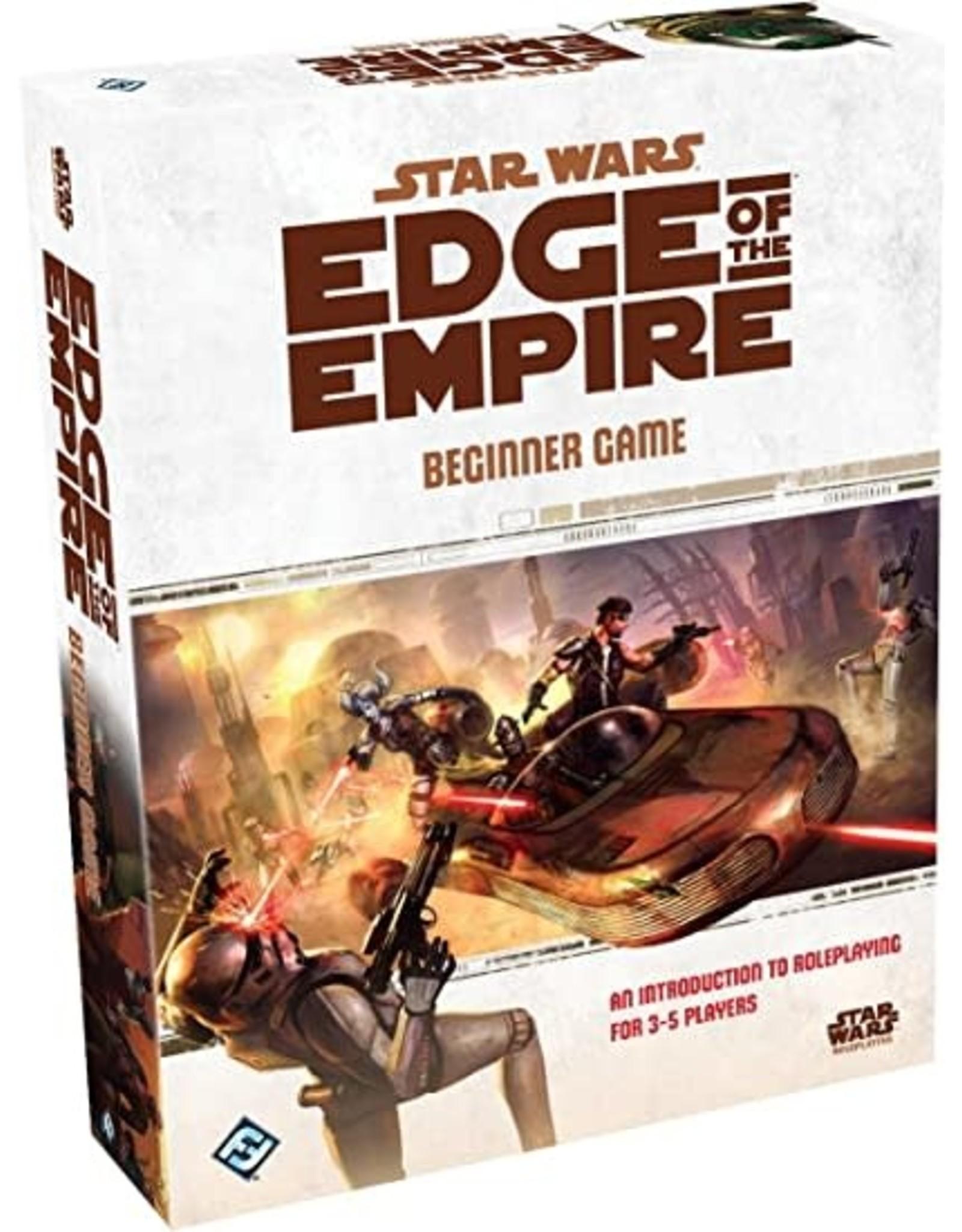 Star Wars RPG Edge of the Empire Beginner Game