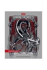 DD Character Sheets