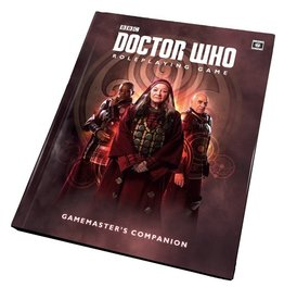 Doctor Who RPG Gamemaster's Companion
