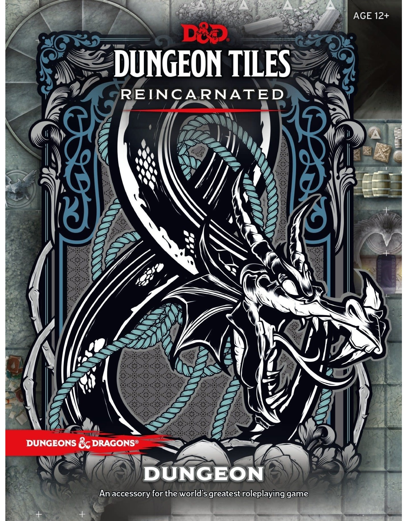 Dungeons and Dragons: Dungeon Tiles