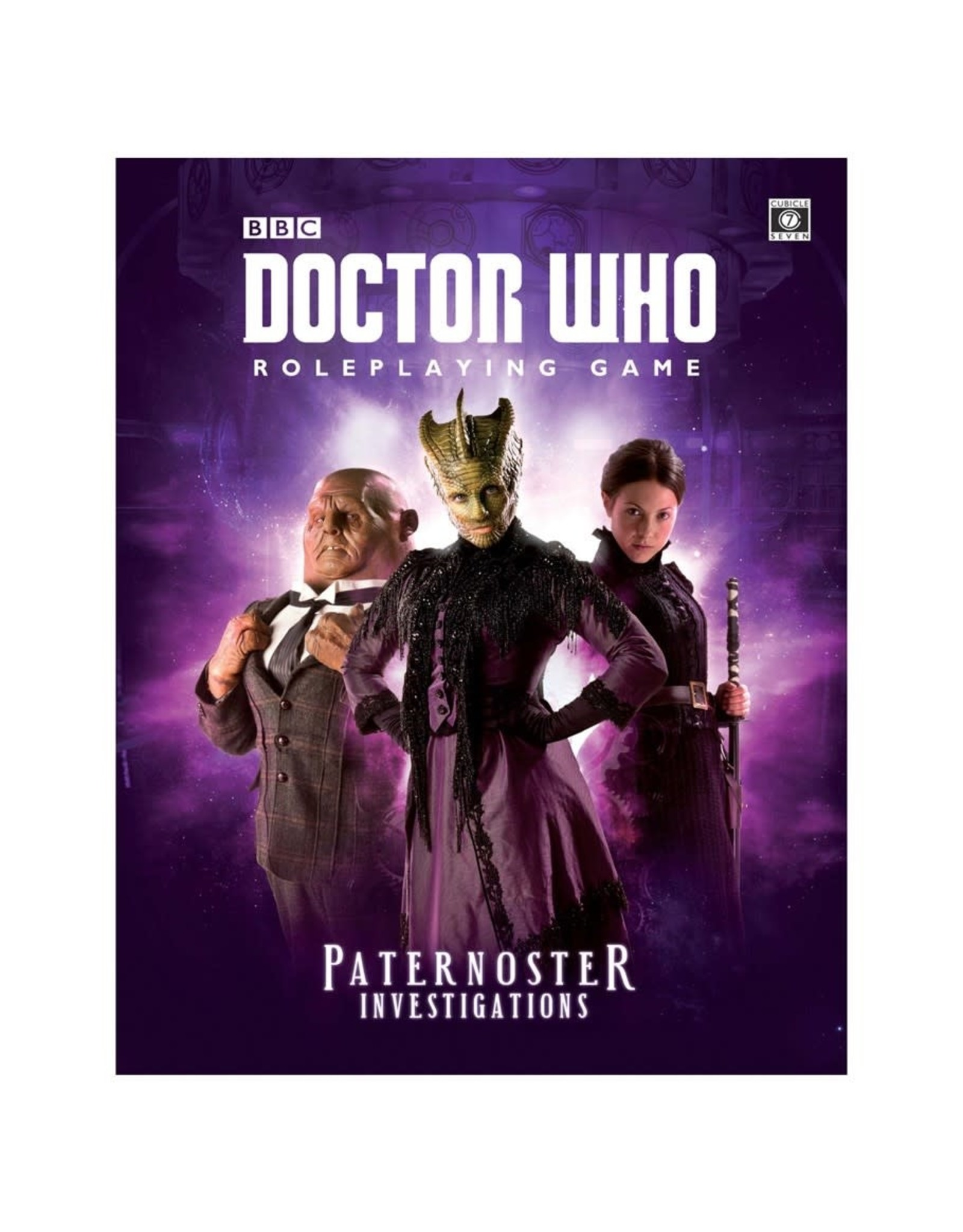 Doctor Who RPG Paternoster Investigations