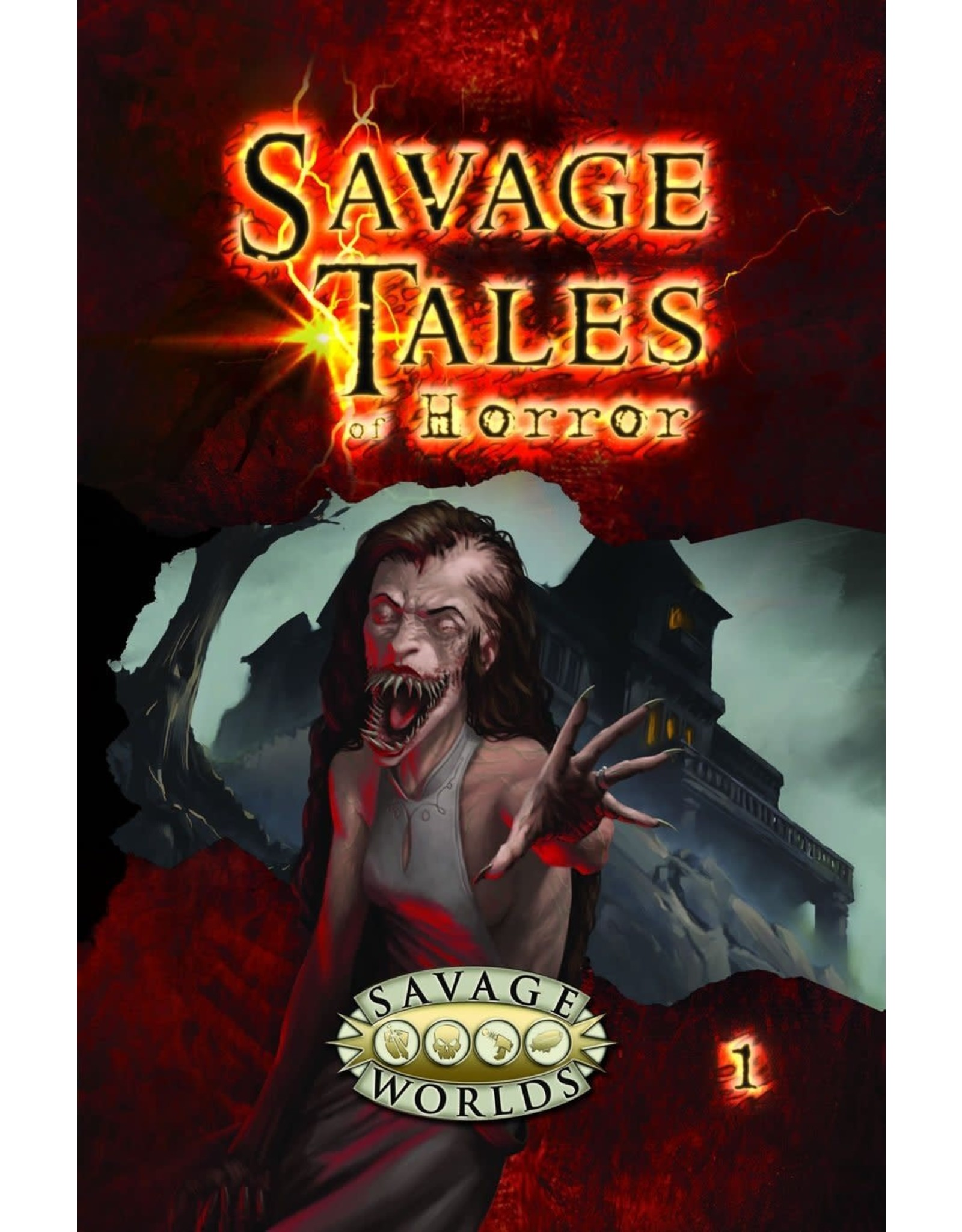 Savage Horror Volume 1