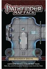 Pathfinder Map Pack Starship Decks