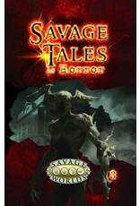 Savage Horror Volume 3