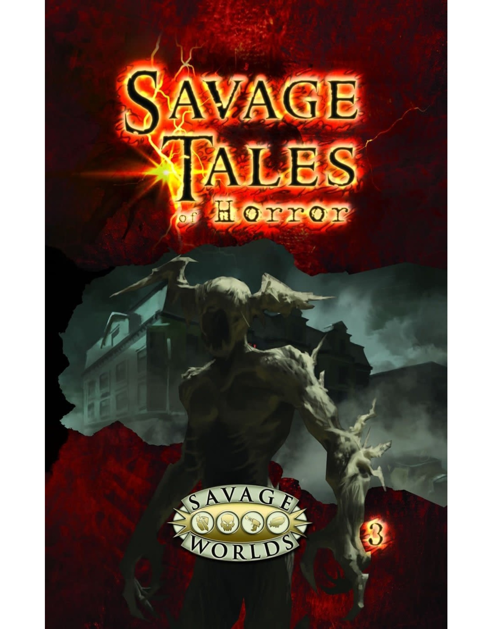 Savage Horror Volume 3