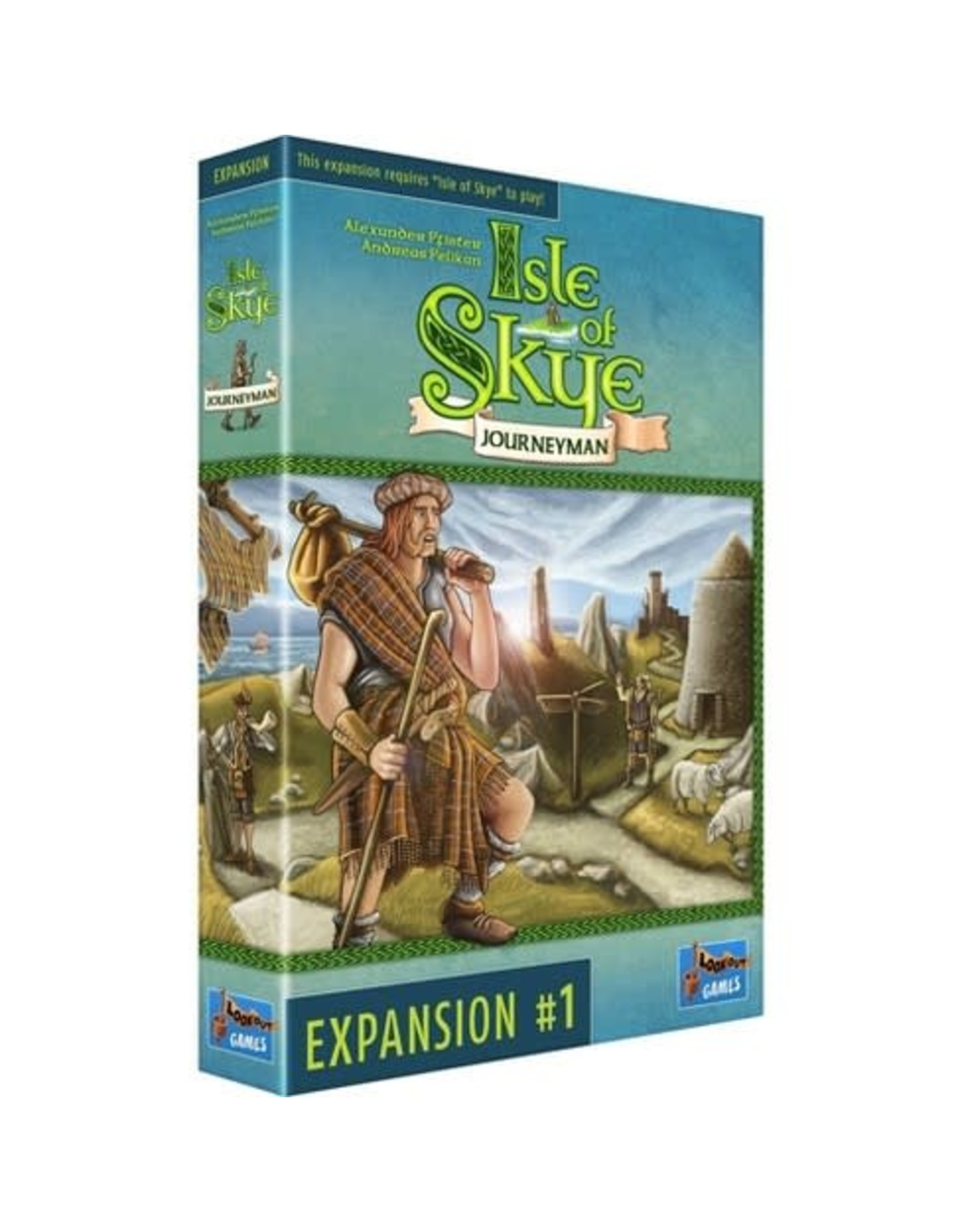 Isle of Skye Journeyman's Expansion