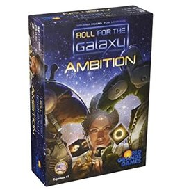 Roll for the Galaxy Ambition Expansion