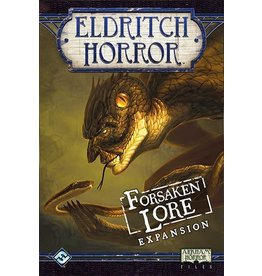 Eldritch Horror: Forgotten Lore
