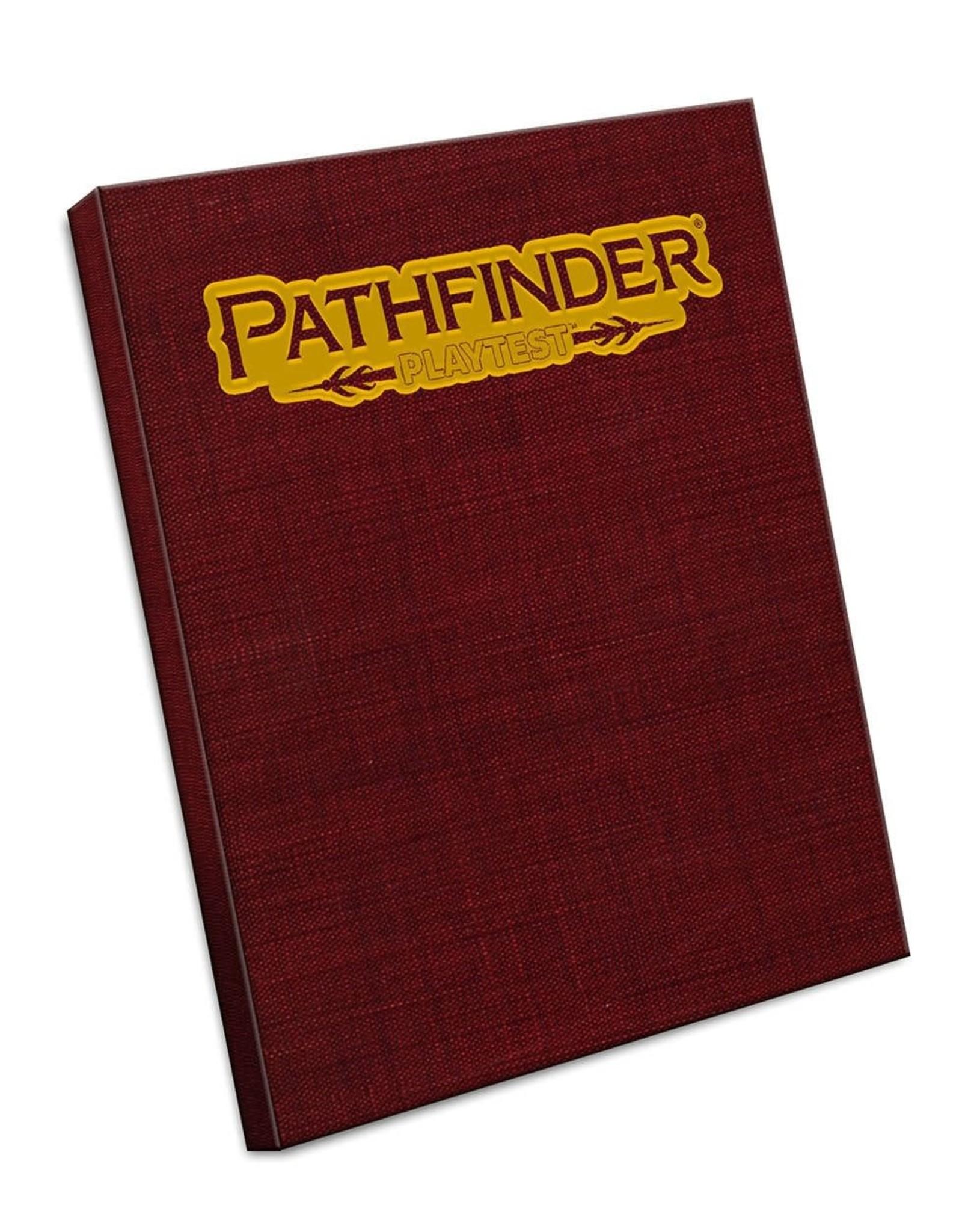 Pathfinder Playtest Collector's Edition