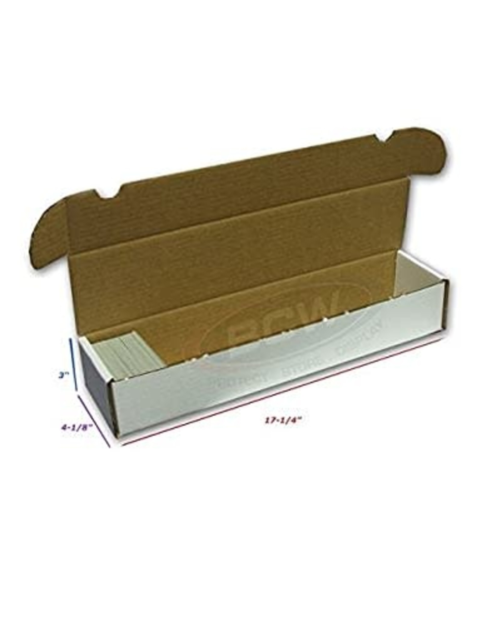 Cardboard Box - 930 Count