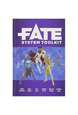Fate Core RPG: Fate System Toolkit