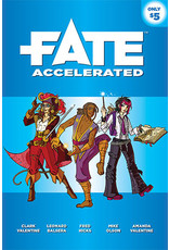 Fate Core RPG: Fate Accelerated