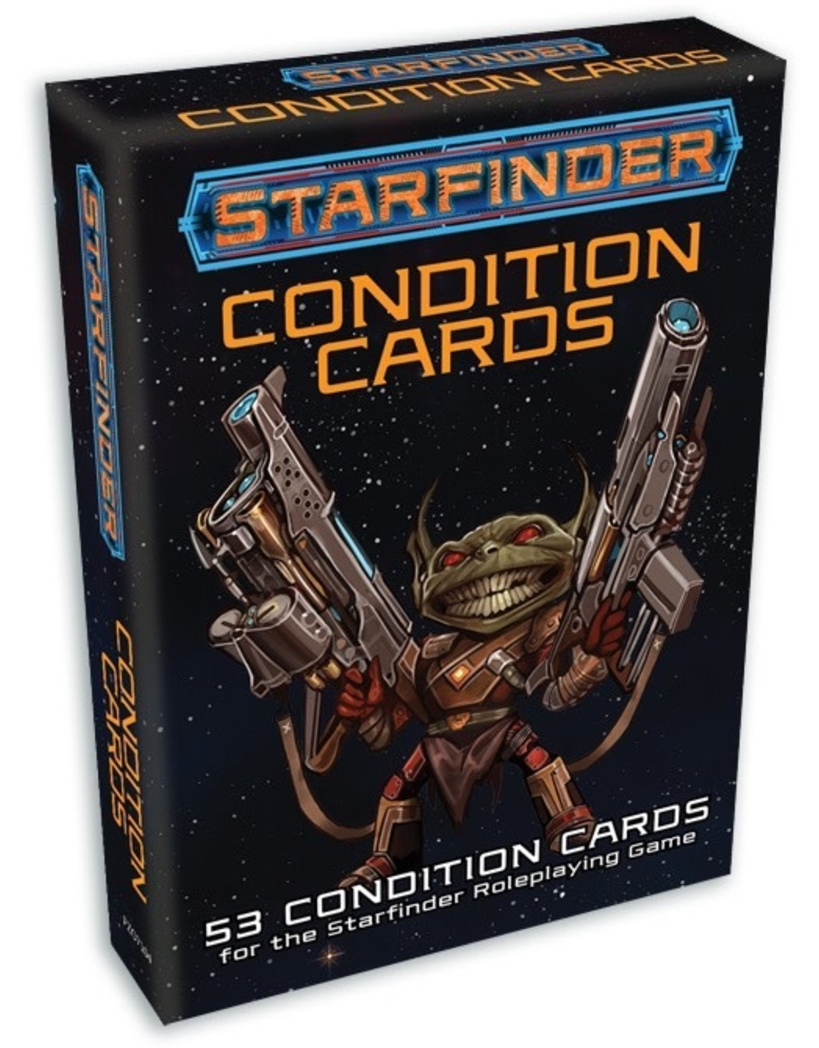 Starfinder RPG: Condition Cards