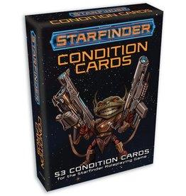 Starfinder RPG: Condition Cards