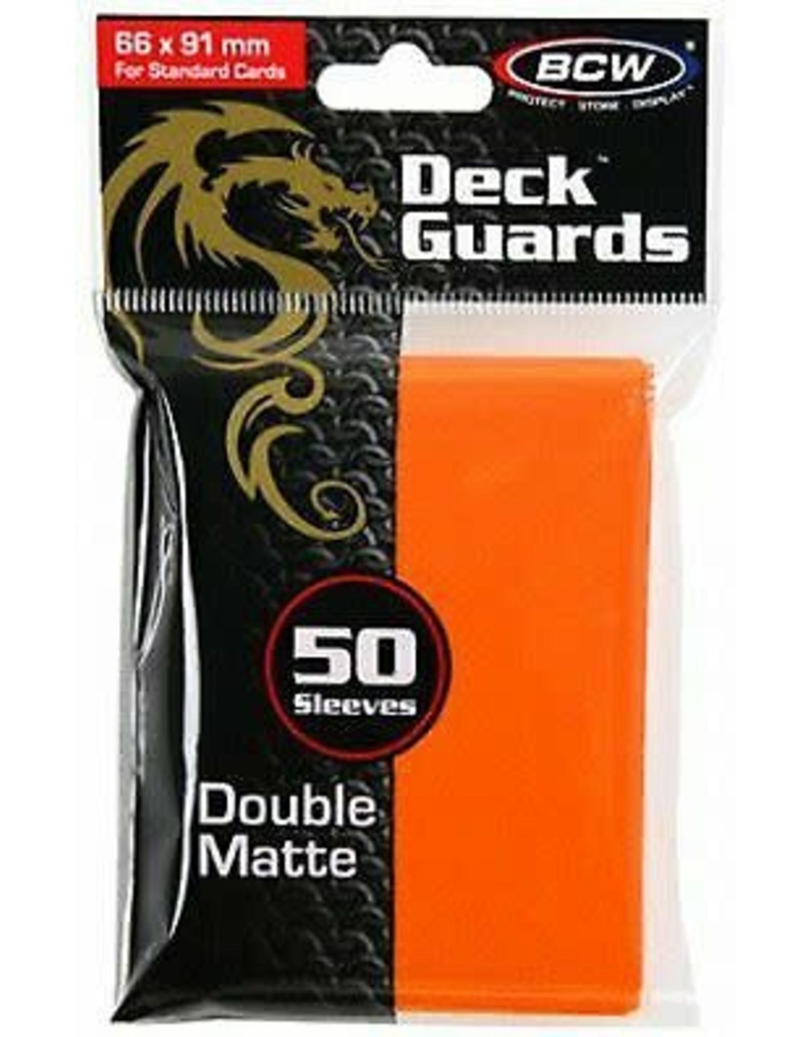 BCW Deck Guard - 50ct