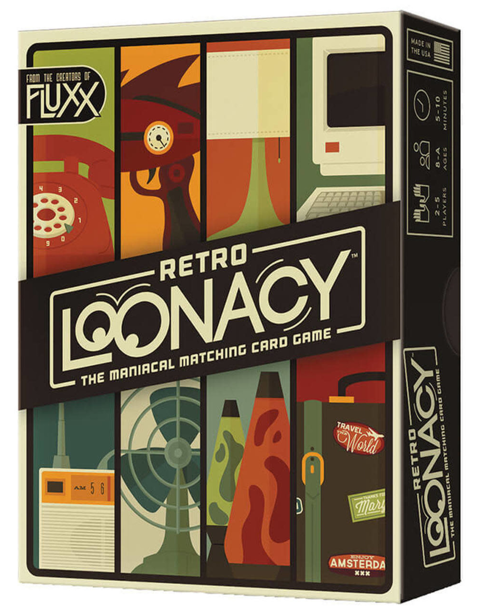 Retro Loonacy Deck