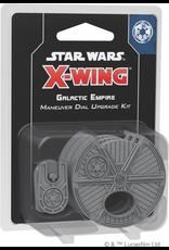 Star Wars X-Wing Galactic Empire Maneuver Dice