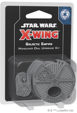 Star Wars X-Wing Scum and Villainy Maneuver Dial