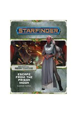 Starfinder RPG: Adventure Path - Against the Aeon Throne 2 - Escape from the Prison Moon