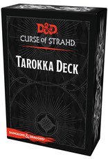 Dungeons and Dragons RPG: Curse of Strahd - Tarokka Deck (54 cards)