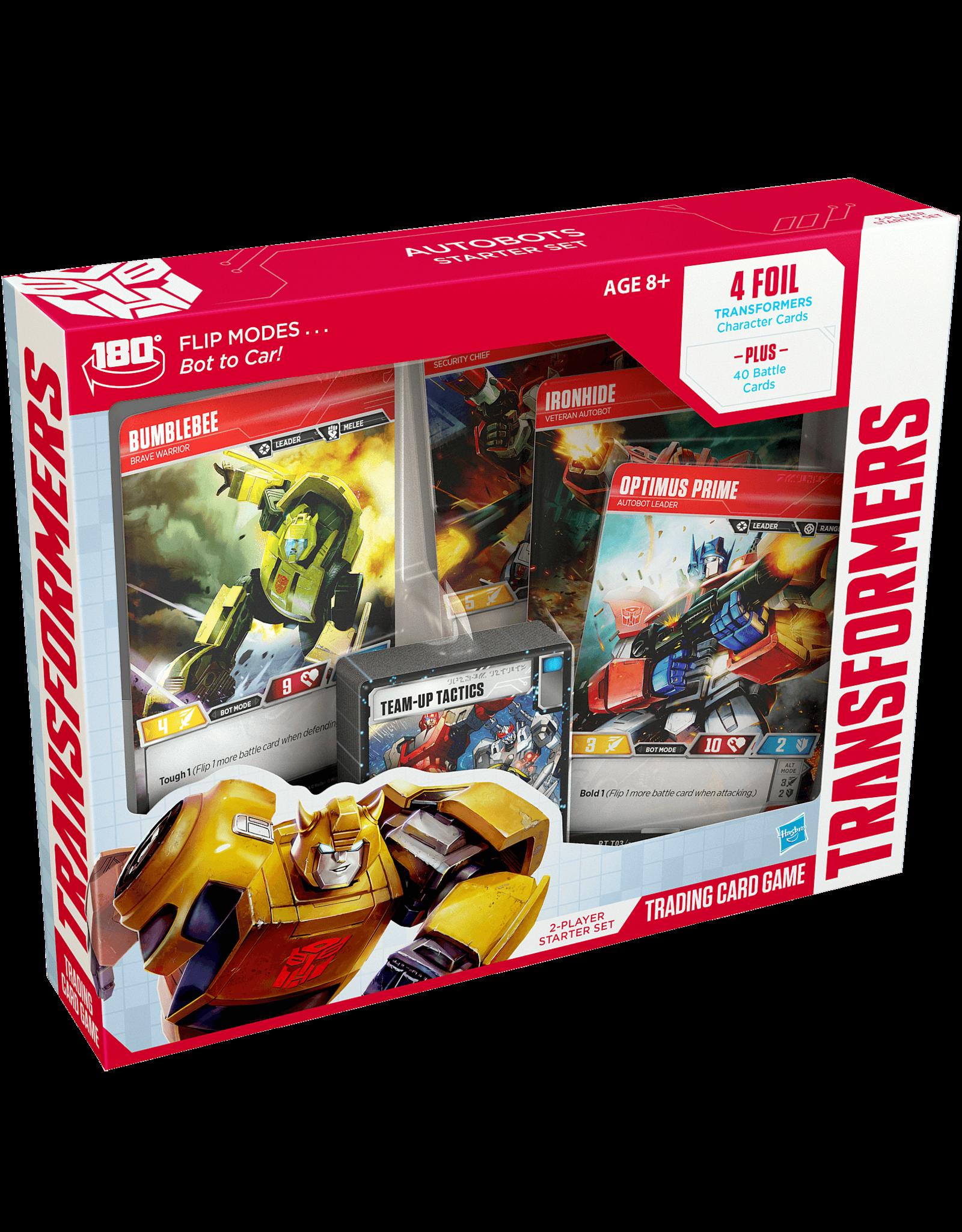 Transformers - Starter Set