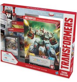 Transformers TCG:  Metroplex
