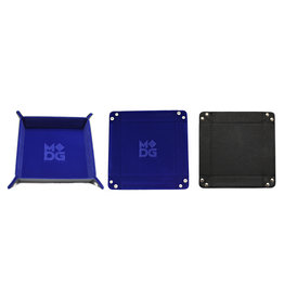 Dice Tray - Velvet - Folding