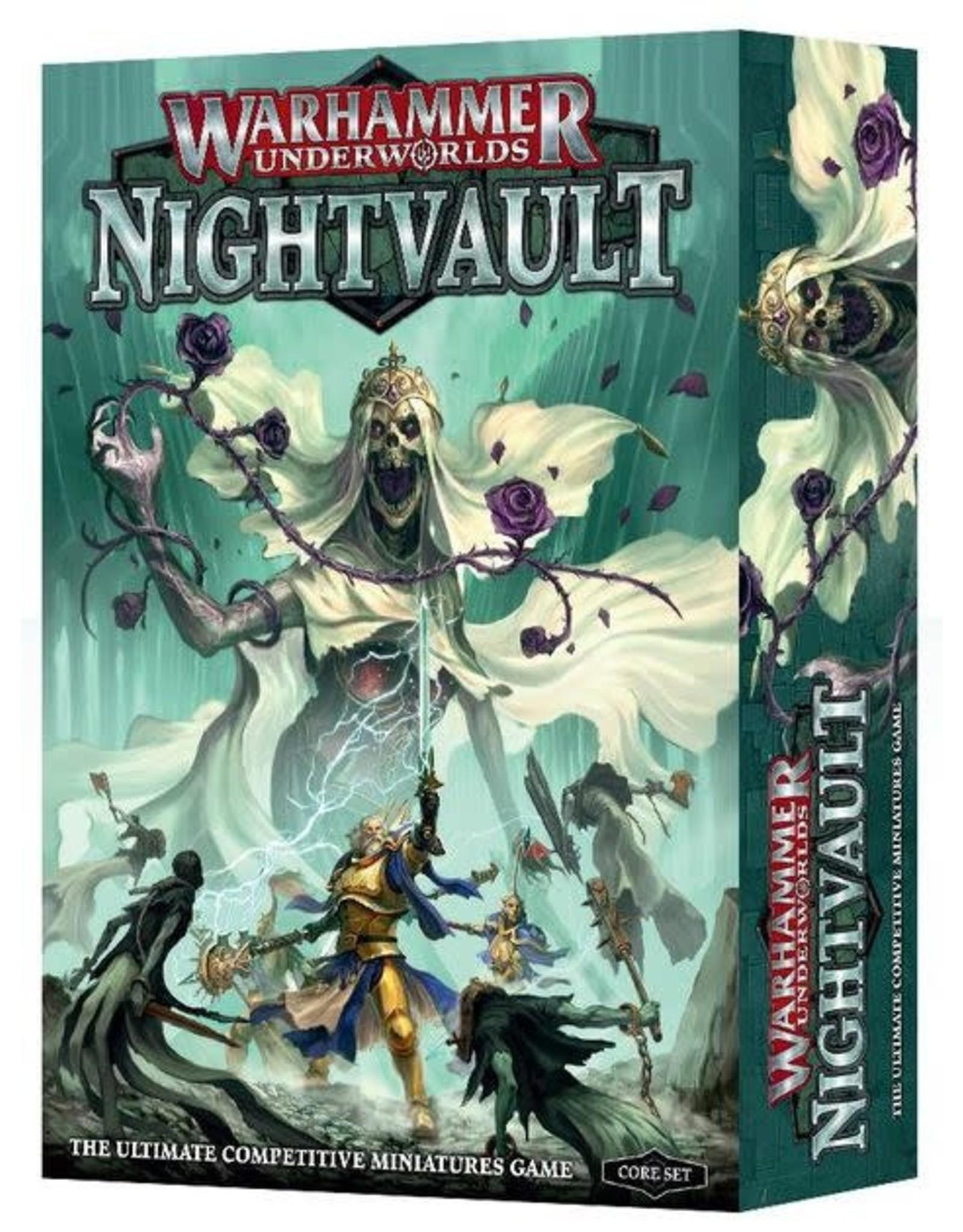 Warhammer Underworld - Nightvault