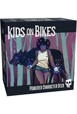 Kids on Bikes Character Deck