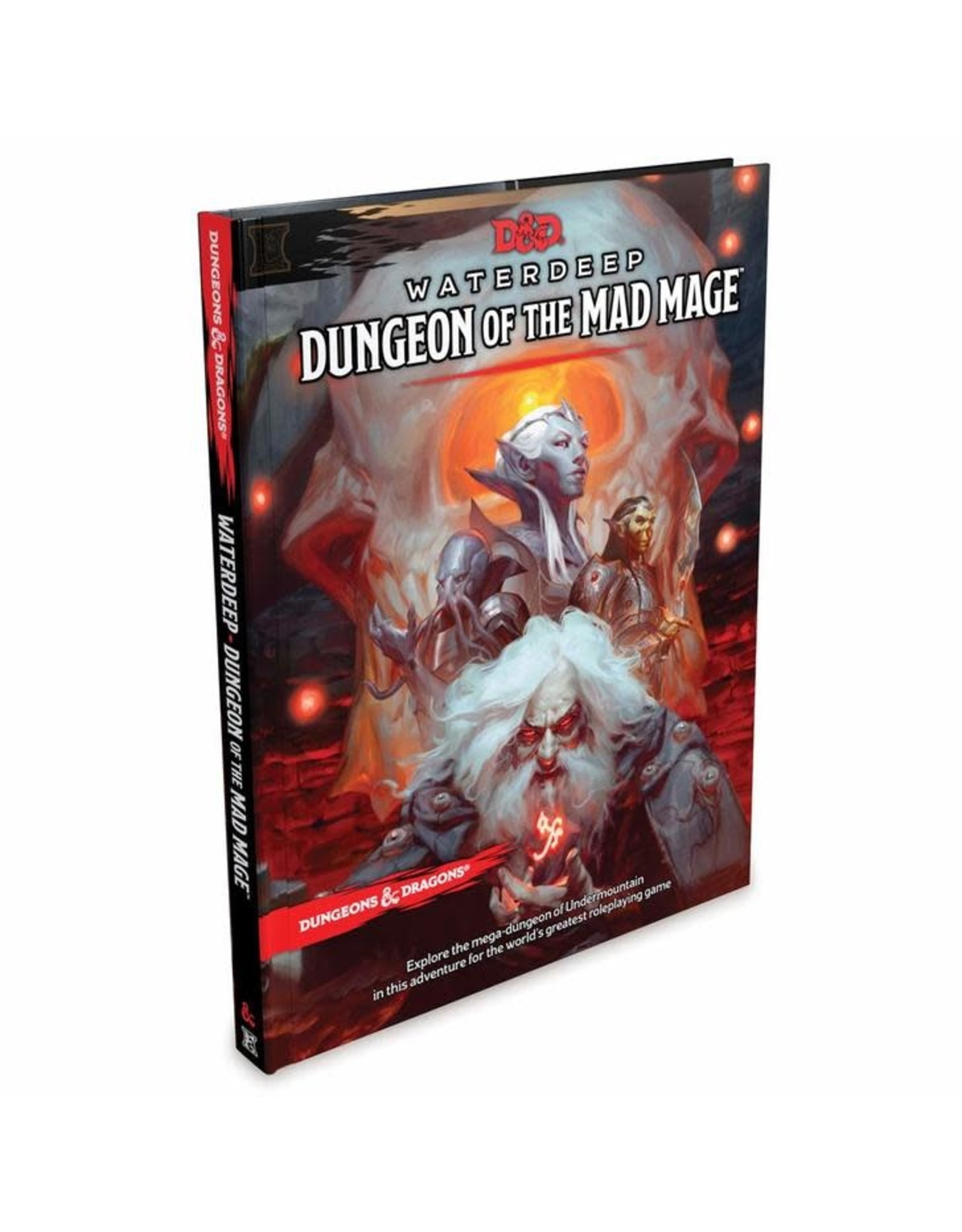 Dungeons and Dragons: Waterdeep- Dungeon of the Mad Mage