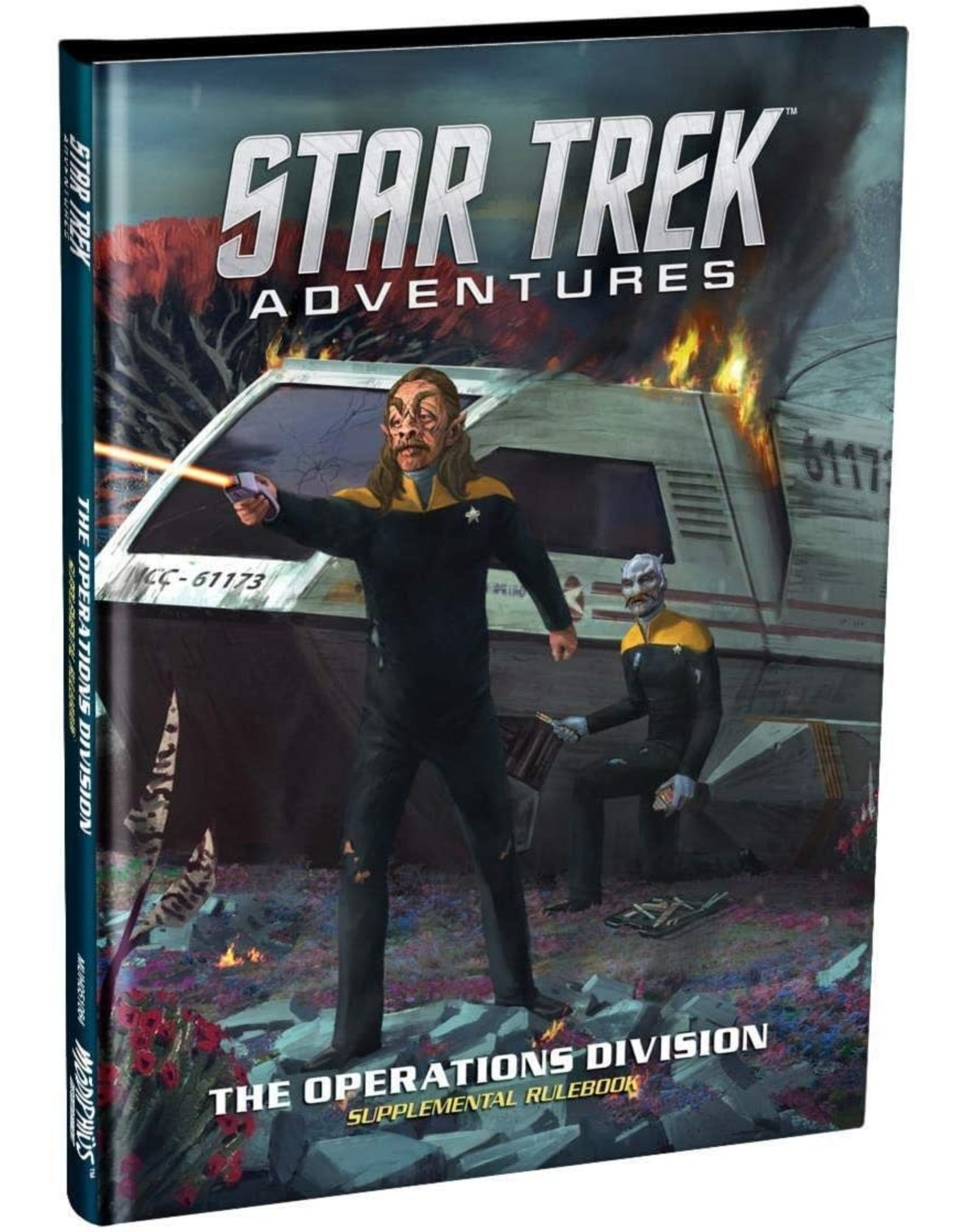 Star Trek Adventures: The Operations Division