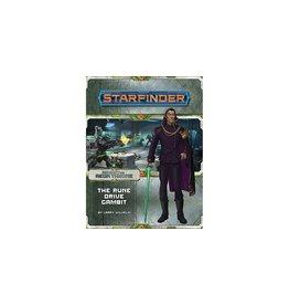 Starfinder RPG: Adventure Path - Against the Aeon Throne 3 - The Rune Drive Gambit