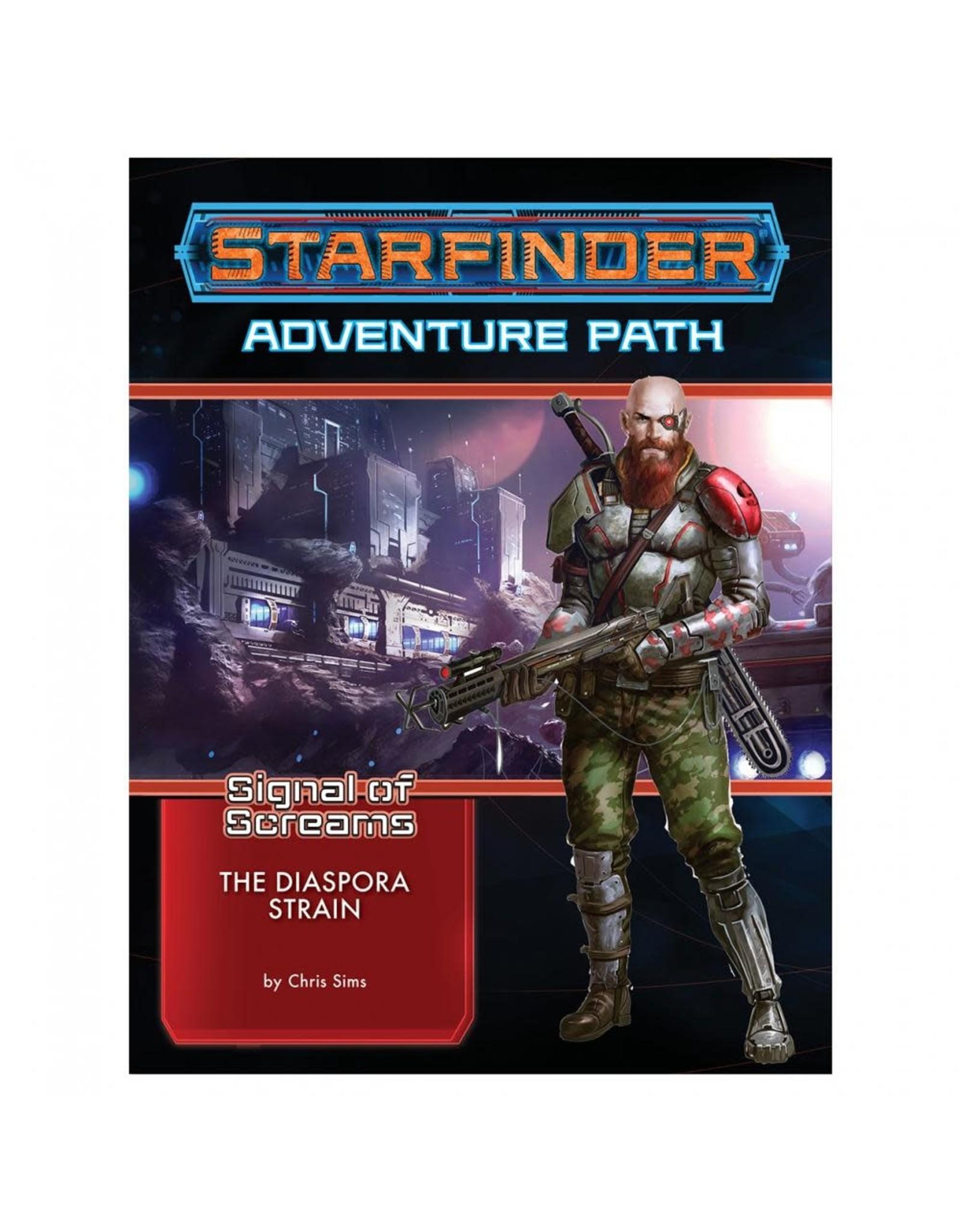 Starfinder RPG: Adventure Path - Signal of Screams 1 - The Diaspora