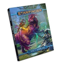 Starfinder: The Pact Worlds