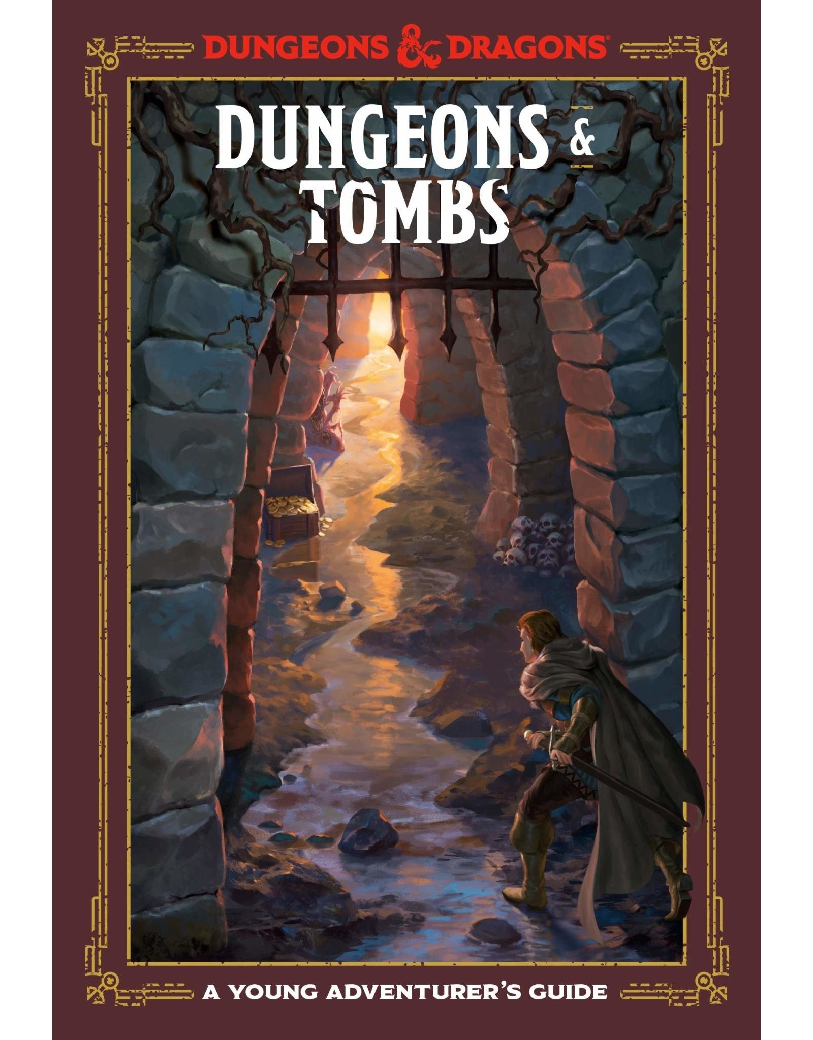 Dungeons & Dragons RPG: Dungeons and Tombs