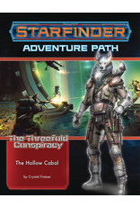 Starfinder RPG: Adventure Path - The Threefold Consiracy Part 2 - Flight of the Sleepers
