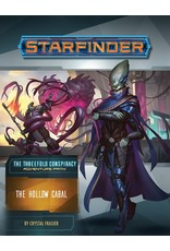 Starfinder RPG: Adventure Path - The Threefold Conspiracy Part 4 - The Hollow Cabal