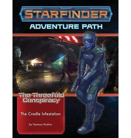 Starfinder RPG: Adventure Path - The Threefold Conspiracy Part 3 - Deceivers Moon
